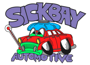 Sickbay Automotive Logo